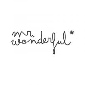 Mr. Wondeful